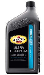 Pennzoil Ultra Platinum Synthetic Oil